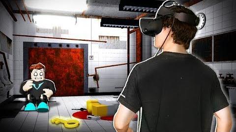 I played a ROBLOX VR escape room...