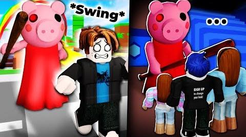 Becoming PIGGY with Roblox ADMIN...