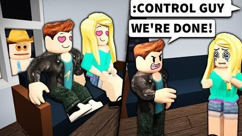 I stole ROBLOX NOOB'S lives using ADMIN and ruined them...