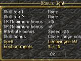 Danu's light