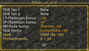 Shadowsword details