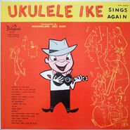 Ukulele Ike Sings Again