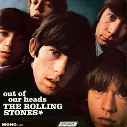 The Rolling Stones albums