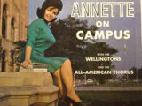 Annette On Campus