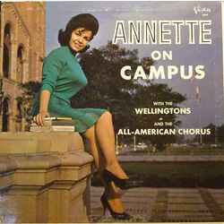 Annette Funicello albums