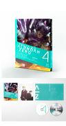 Blu-ray & DVD Vol. 4 Cover