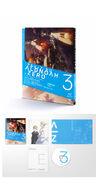 Blu-ray & DVD Vol. 3 Cover