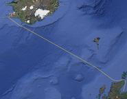 Das Geheimnis der Ozeane Reisekarte Typ 2