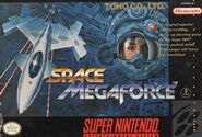 SpaceMegaforceCover