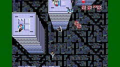 MSX - Aleste (1988) - Area 1