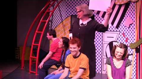 """""""Alexander and the Terrible, Horrible, No Good, Very Bad Day- The Musical"""" at the Coterie Theatre"""