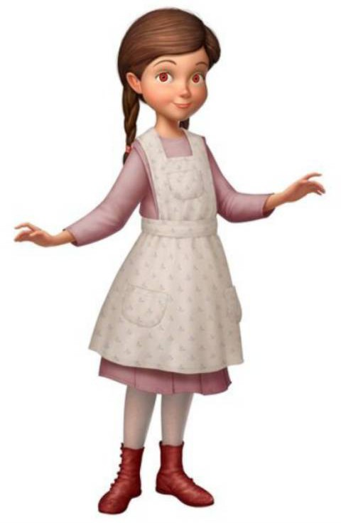 Cornelius and Franny's Daughter (Meet the Robinsons)