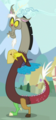 Discord in My Little Pony- Friendship is Magic Tv Series