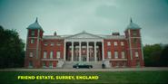 Friend estate Surrey England