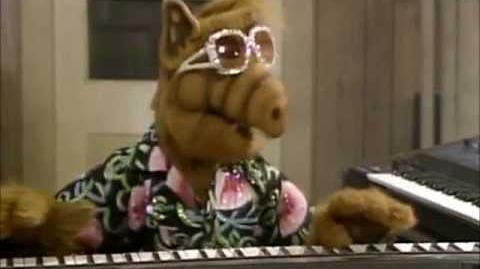 """ALF song - """"We Have a Visitor"""" - Samuel Stokes"""
