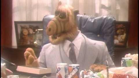 ALF for President - Official Campaign Song