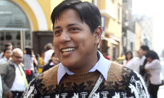 Celedonio Pampañaupa