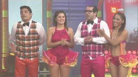 Nataniel_Sanchez,_Erick_Elera_y_Junior_Silva_bailan_en_El_Gran_Show