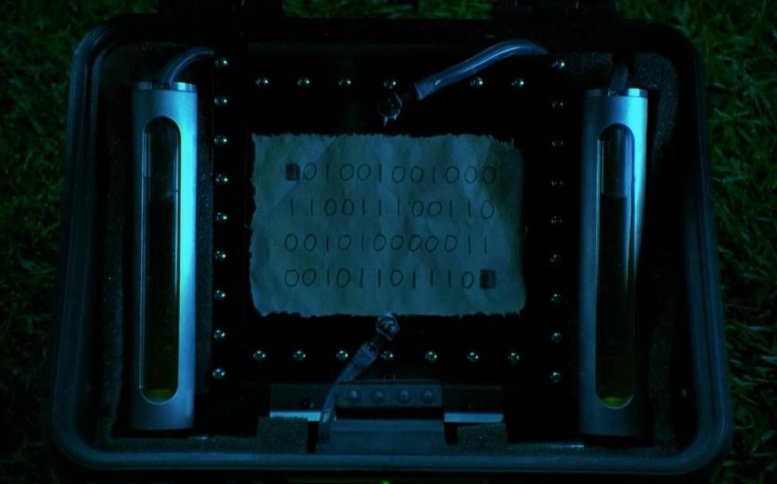 Rambaldi Machine Code