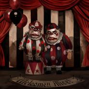 Alice Asylum - bracia-clowni