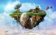 Alice Asylum - latające wyspy 2