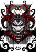 Alice Asylum - Królowa Serc - Concept Art
