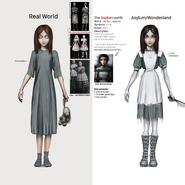 Alice Asylum - SukienkaAsylum