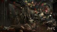 Alice Asylum - Mechaniczny Kapelusznik