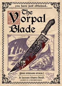 Vorpal Blade poster.png