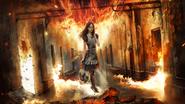 Alice Asylum - Alice w płonącym domu
