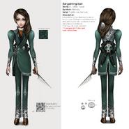 Alice Asylum - StrójBargainingV1