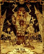 Alice Asylum - Wytwórca lalek - tarot