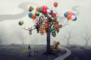 Alice Asylum - Drzewo
