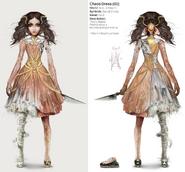 Alice Asylum - SukienkaChaosV2