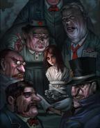 Alice Asylum - Alice w kaftanie bezpieczeństwa
