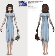 Alice Asylum - SukienkaHospital