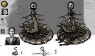 Alice Asylum - matka Alice jako wróg