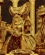 Alice Asylum - Księżna - tarot