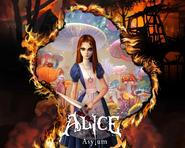 Alice Asylum - Alice w Krainie Czarów