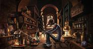 Alice Asylum - załamany Kapelusznik