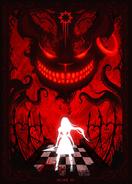 Alice Asylum - Alice & Cheshire Cat