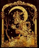 Alice Asylum - Biały Królik - tarot