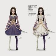 Alice Asylum - SukienkaChaosV4