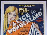 Alicia en el País de las Maravillas (1931)