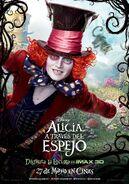 Alicia a través del espejo Cartel 11
