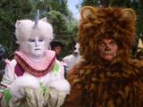 El León y el Unicornio (personajes)