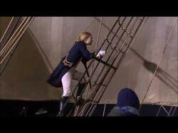 Alice Kingsleigh (Mia Wasikowska) Sea Captain Outfit