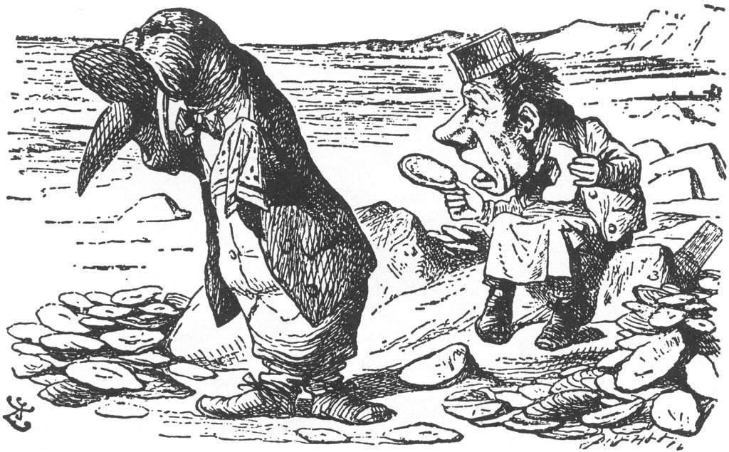 Tenniel-Walrus-Carpenter 3.jpg
