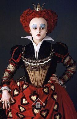The Red queen (2010).jpg