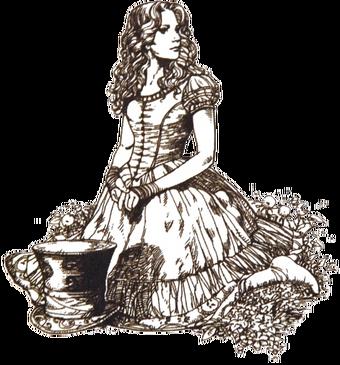 The Chessboard Archives Alice In Wonderland Wiki Fandom